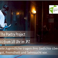 We proudly present The Poetry Project zu Gast im JPZ!